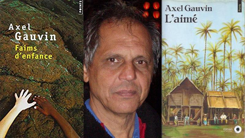 Axel Gauvin ou l'écriture lointaine