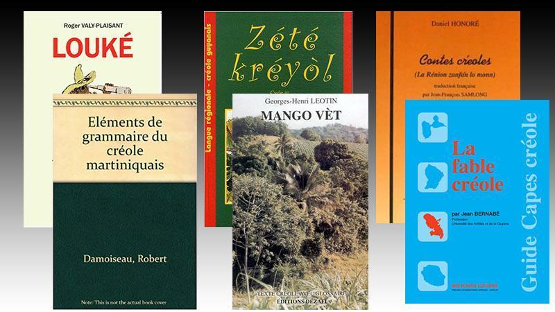 Les grandes dates de la langue créole (version n° 3)