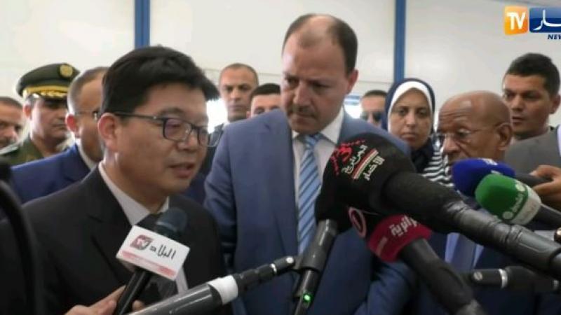 Quand un entrepreneur chinois met dans l'embarras le ministre Hattab (Vidéo)