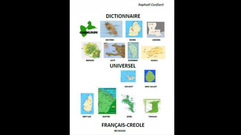 """""""Dictionnaire créole universel"""" de Raphaël CONFIANT (1è version)"""