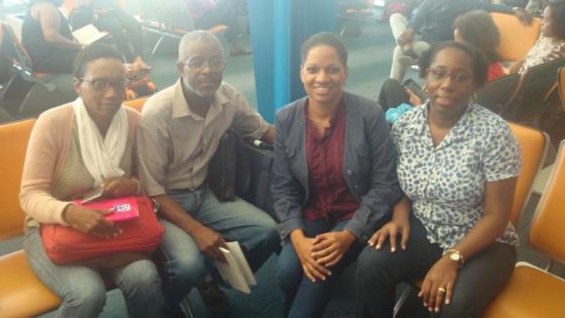 Conférence Islands-In-Between : Resserrer les liens dans la Caraïbe