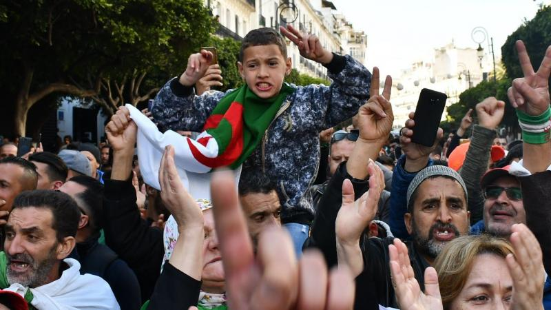 The Algerian revolution: the struggle for decolonization continues