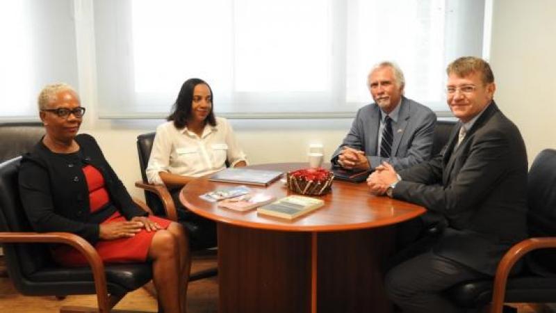 L'Université des Antilles prend son envol  en Louisiane
