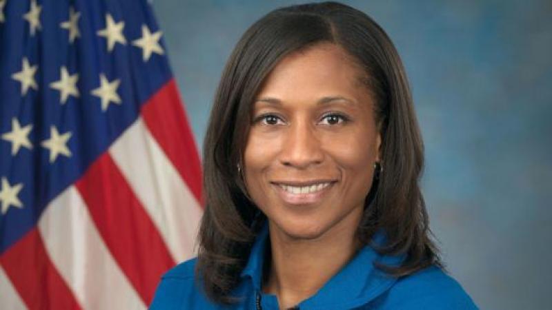 Jeanette Epps, première astronaute noire dans la Station spatiale internationale