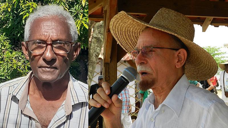 Charles Virassamy appelle à voter Alfred Marie-Jeanne