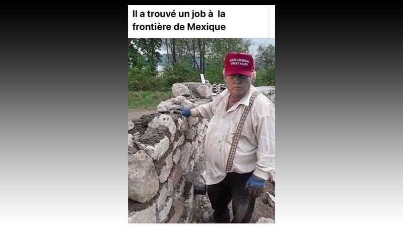 Trump viré-trapé an djob asou Gran Masonn Meksik la