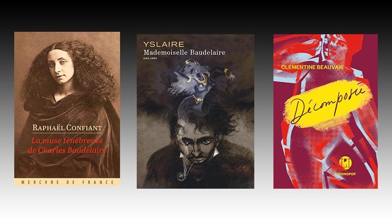 La muse noire de Charles Baudelaire