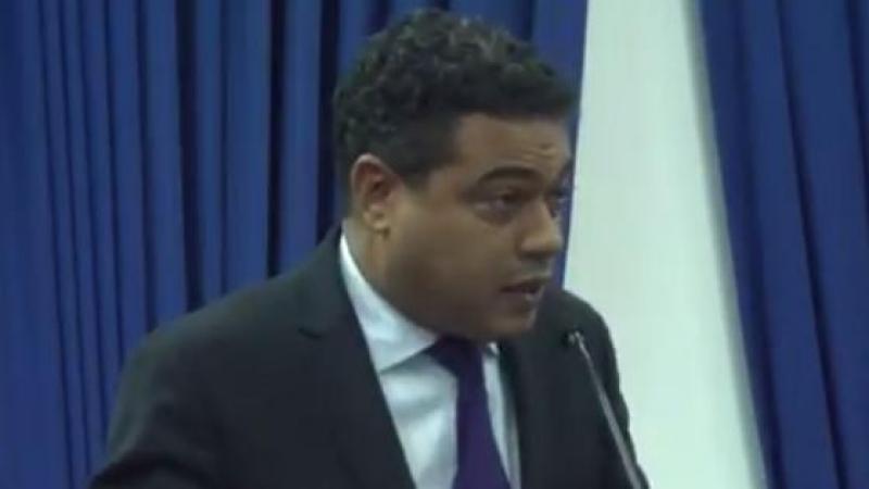Intervention du Député Jerry Tardieu à la séance de ratification du PM Guy Lafontant