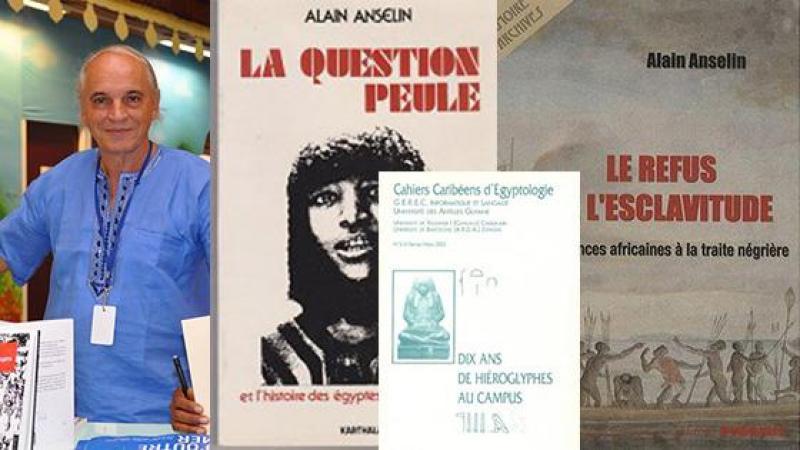 Relire ou découvrir Alain Anselin