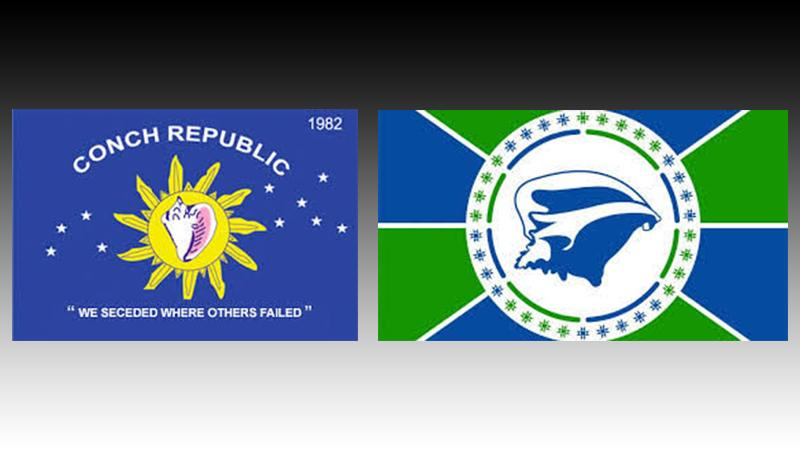 LA CONCH REPUBLIC ET LE PSEUDO-PLAGIAT DE Me G.E. GERMANY