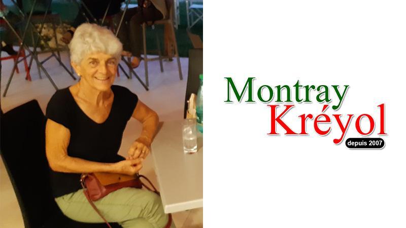 Geneviève Paumard-Poullet soutient Montray Kréyol