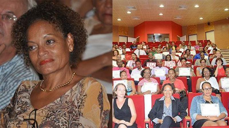 """Suzy Sorel, directrice de l'IFC (Institut de Formation Commerciale) : """"Former pour insérer notre jeunesse"""""""
