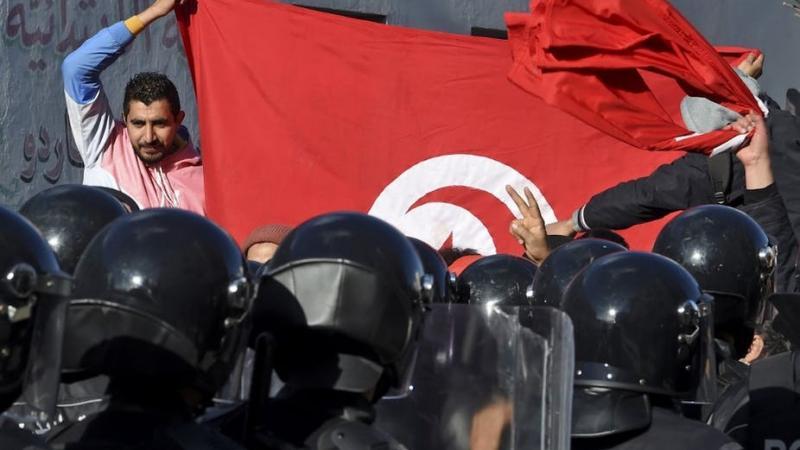 La révolution au quotidien en Tunisie ou la puissance des fragiles