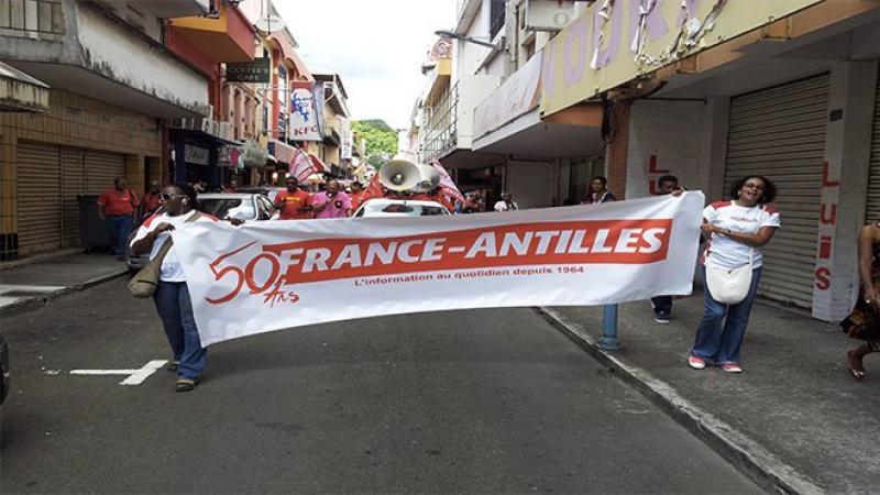 """POURQUOI LES BEKES NE REPRENDRONT PAS """"FRANCE-ANTILLES"""""""