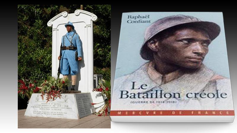 Le Bataillon créole ou la Grande guerre comme mise en abyme des violences historiques par Sylvie Brodziak
