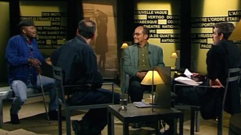 """La Créolité aux """"Mots de minuit"""" sur France 2 en 2001"""