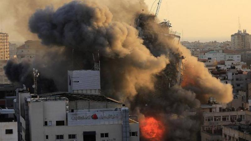 Gaza bombardé au phosphore blanc