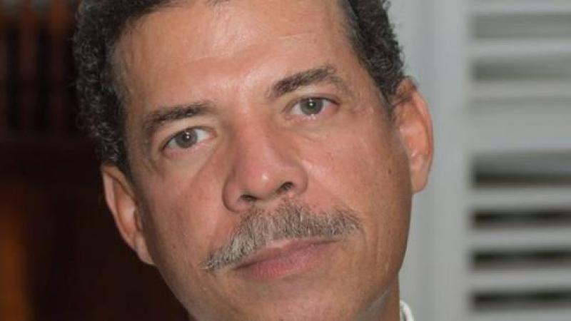 Gerry L'Etang, nouveau directeur du CRILLASH (Faculté des Lettres et Sciences humaines, Université des Antilles)