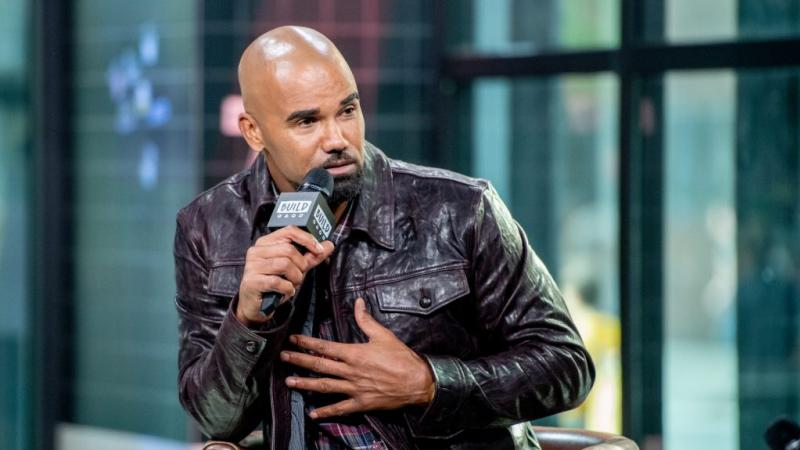 Shemar Moore: 'I am proud to be Black, but I am also proud to be white'