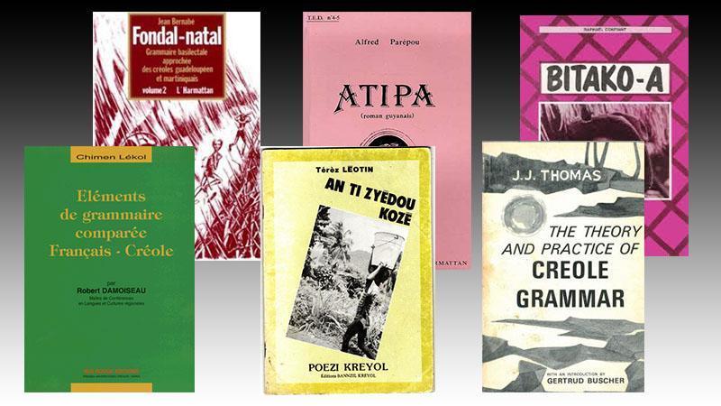 Les grandes dates de la langue créole (version n° 1)