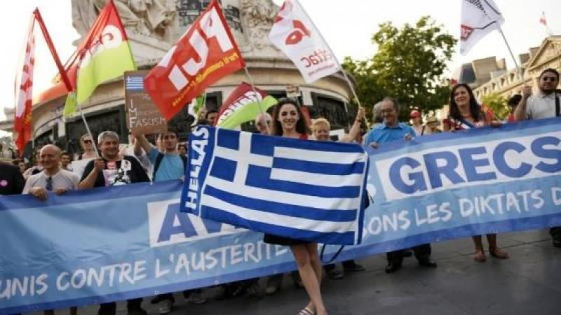 SERGE LETCHIMY VOTE POUR L'ETRANGLEMENT DU PEUPLE GREC