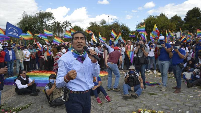 Equateur : la surprise Yaku Pérez à la présidentielle