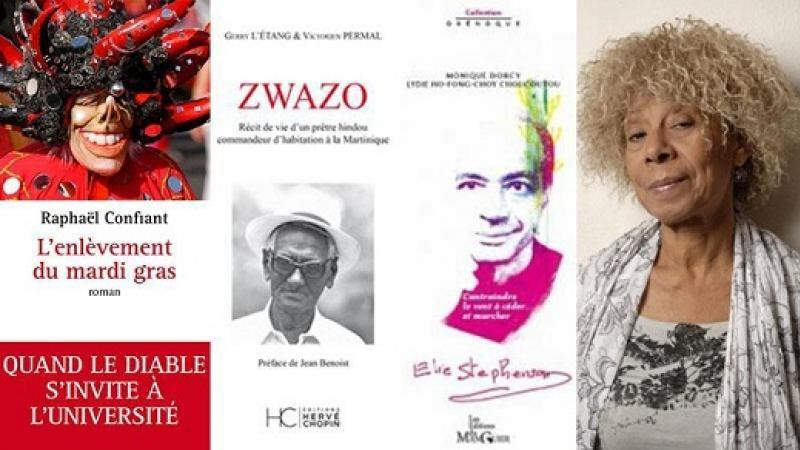 Literature 2019: New Works by French Caribbean Authors