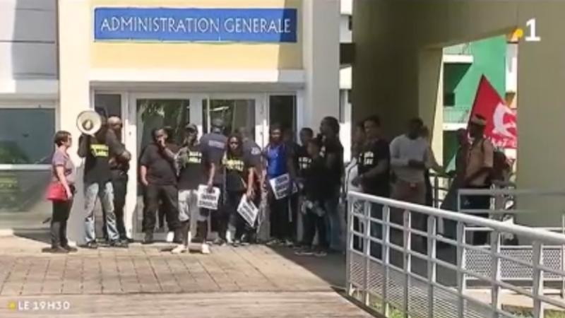 Pôle Guadeloupe : une étudiante se plaint de la perte de sa copie en Faculté de Droit