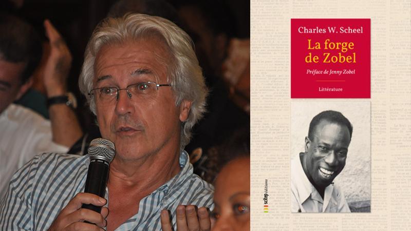 """Charles W. Scheel : """"Chez Zobel, il reste toujours une part de mystère"""""""