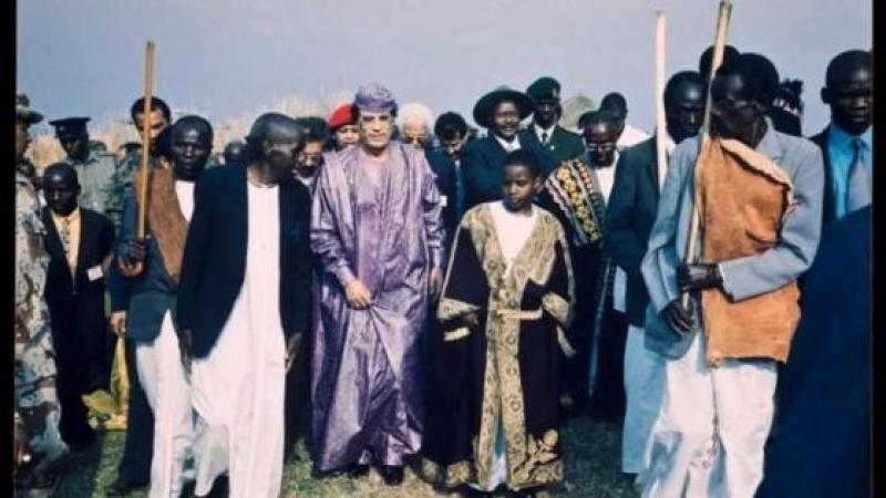 LES 10 RAISONS POUR LESQUELLES L'OCCIDENT A TUE LE GUIDE LIBYEN MOUAMMAR KADHAFI