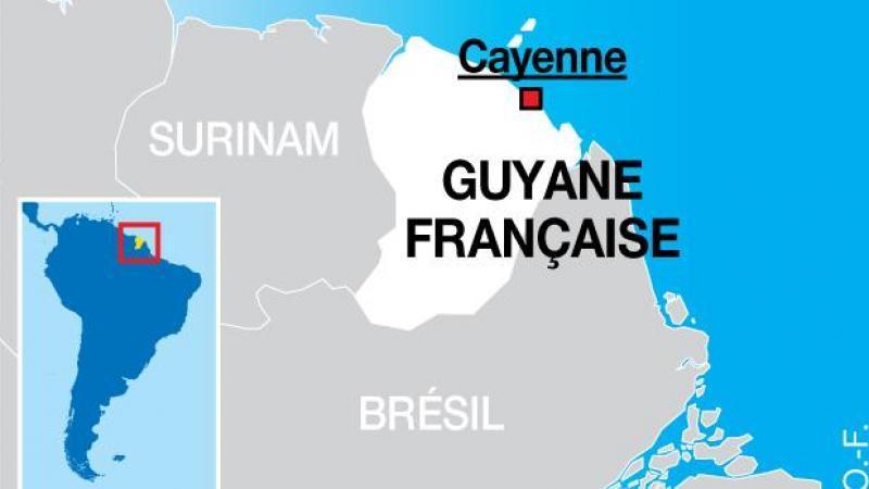 FORTES CONTAMINATIONS AU PLOMB ET AU MERCURE EN GUYANE