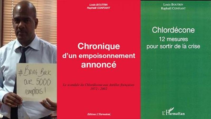 CHLORDECONE : L'EFFARANTE DEMAGOGIE DE SERGE LETCHIMY