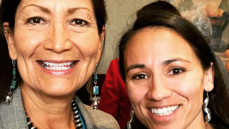 Historic Day: Two American Indian Women Become Members of Congress