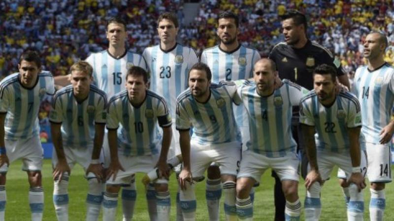 Coupe du Monde: pourquoi n'y a-t-il aucun joueur noir dans l'équipe Argentine?