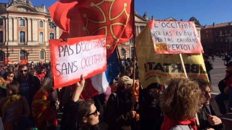 La situation de l'occitan dans l'enseignement