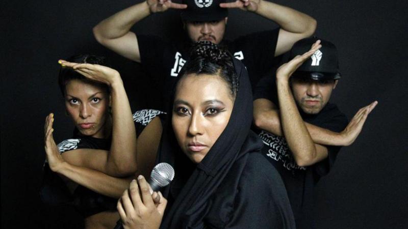 Llevan a EU rap en lengua indígena