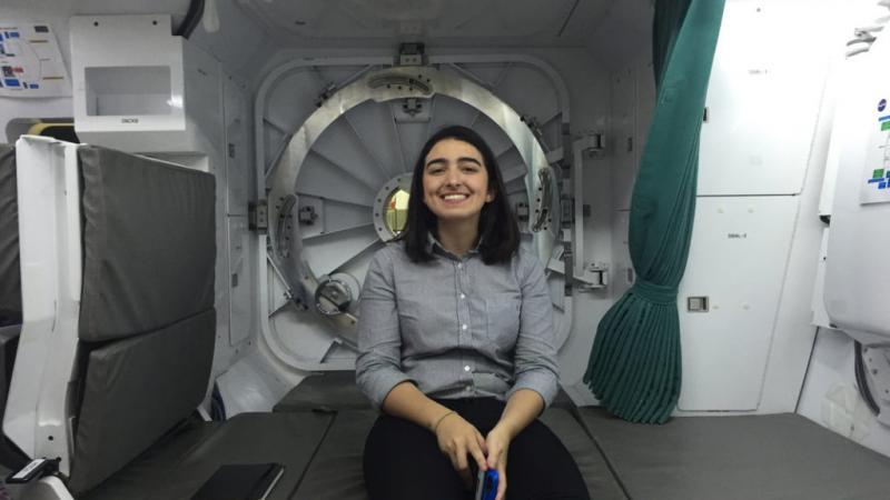 Dominicana con tan solo 23 años trabaja en la NASA