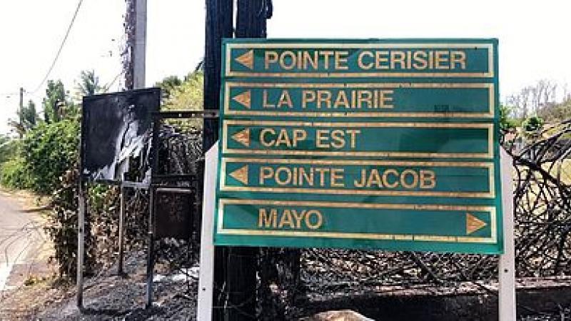 """Le maire du François (Péyi-a) : """"C'est s'attaquer à une partie de la société martiniquaise"""""""