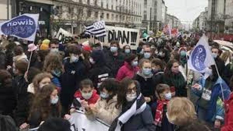 La Bretagne se mobilise, samedi à Guingamp, pour défendre les langues régionales