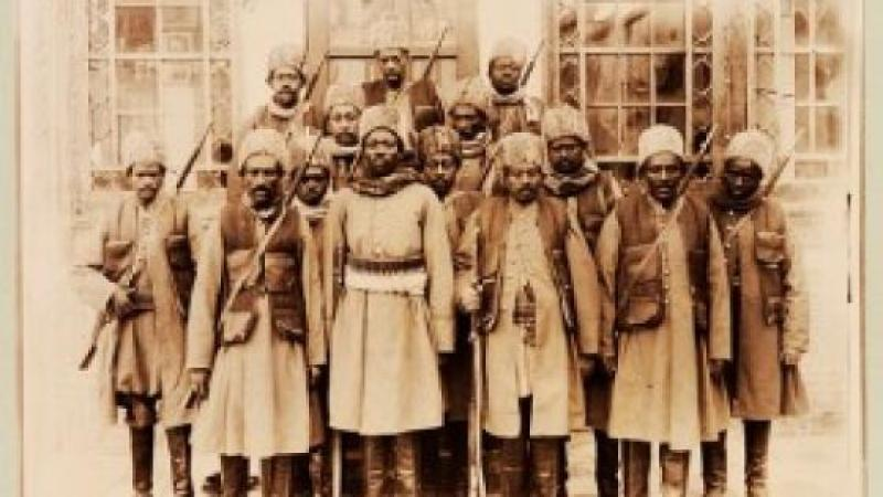 BLACK IRAN : THE FORGOTTEN LEGACY OF ENSLAVED AFRICANS IN PERSIA IS BEING RESURRECTED