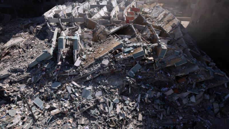 'Silence the story': Israeli bombing of media offices condemned