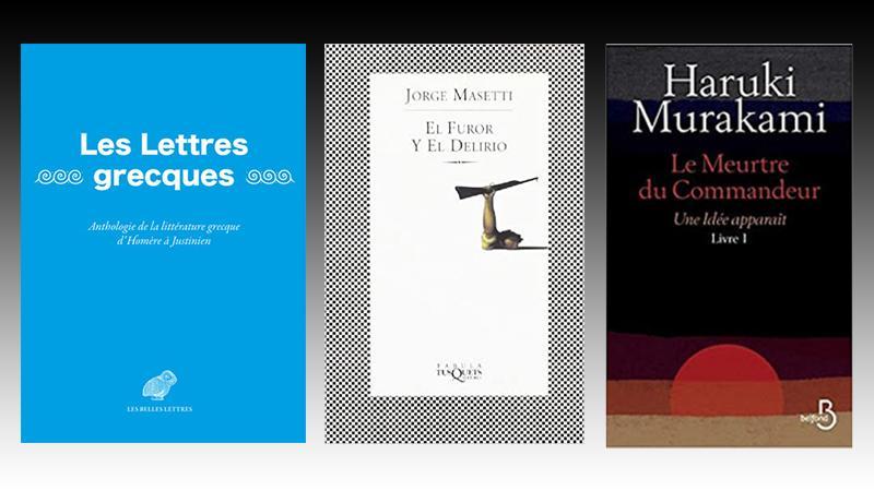 Bruno Ollivier : mes 3 livres de l'année 2020