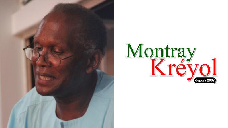"""Morgan Dalphinis : """"Pou Ekip Montray Kréyol"""""""
