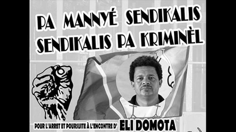 Procès d'Elie DOMOTA : lettre de l'UGTG aux organisations ouvrières
