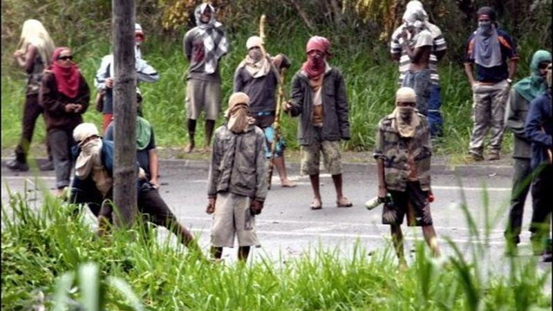 Nova Caledònia, el darrer episodi de l'espoli colonial francès