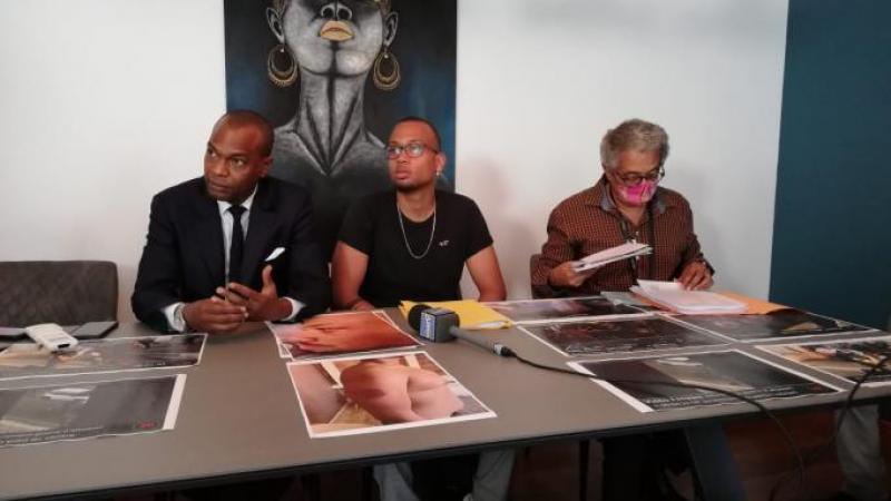 Communiqué de presse : Affaire Keziah Nuissier