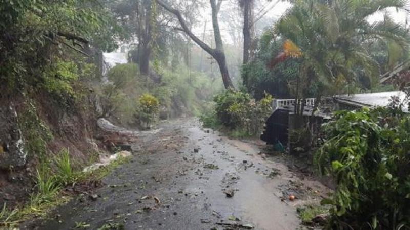 La tempête Erika a tué au moins sept personnes