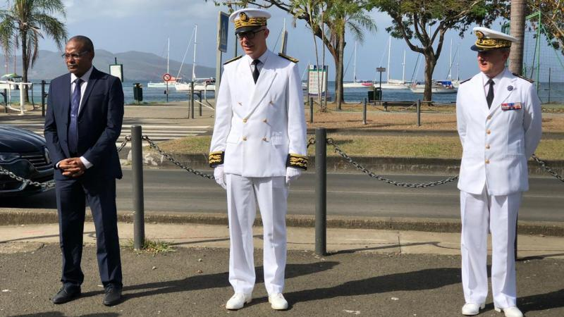 Porte du Tricentenaire : Didier Laguerre chargé d'exécuter l'arrêté du Préfet de la Martinique