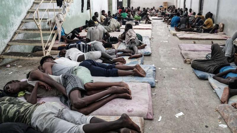 En Libye, des mafieux nigérians impliqués dans le trafic des migrants