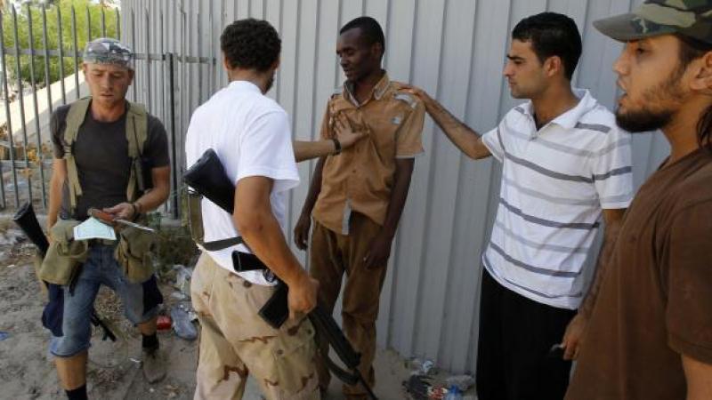 Les Libyens ne sont que des commandeurs d'habitation !
